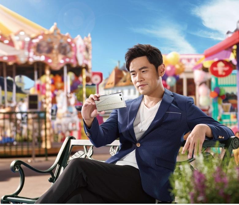 集結4K HDR螢幕、Motion Eye相機模組與Sony 音樂技術的XZ Premium成天王周杰倫娛樂新寵!(1).JPG